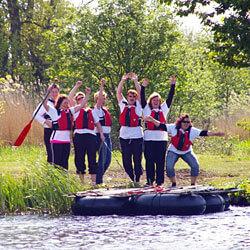 Teambuilding in Hilversum