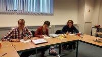 WOR training Hilversum